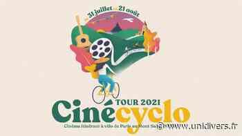 Le Cinécyclo Nogent-le-Rotrou dimanche 8 août 2021 - Unidivers
