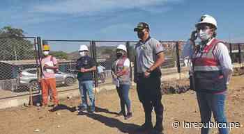 Buscan prevenir cobro de cupos en obras públicas en Tumbes lrnd - LaRepública.pe