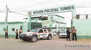 Tumbes: piden prisión preventiva para policías implicados en caso de contrabando   LRND - LaRepública.pe