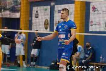 Volley A3, il Pineto ingaggia l'opposto svedese Jacob Link - ekuonews.it