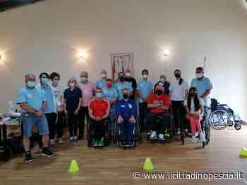Il TSN Pescia al Campus paralimpico. Presenti anche Basile e Giannini - Il Cittadino Pescia