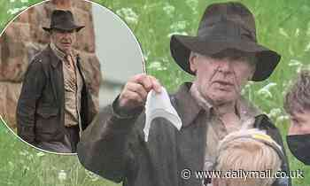 Harrison Ford has 'undertaken a gruelling exercise regime while filming Indiana Jones 5'