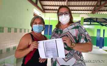 Núcleo de Educação de Cruzeiro do Sul entrega ordem de serviço para reforma da Escola Juarez Ibernon - Defesa - Agência de Notícias