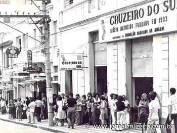 #TBT: Jornal Cruzeiro do Sul - Jornal Cruzeiro do Sul