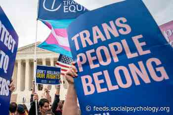 Gender Identity a Dividing Issue in United States, Poll Finds