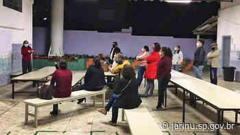 Plenária no Maracanã forma conselho local da 3ª Conferência Municipal de Jarinu - Prefeitura Municipal de Jarinu