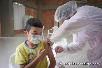 Barrancabermeja vacuna a niños contra el sarampión y la rubeola - Canal TRO