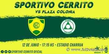 Ver en vivo Cerrito vs Plaza Colonia por la fecha 5 de la Primera División de Uruguay - Futbolete