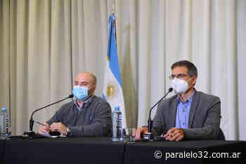 Mientras en Cerrito y Crespo «la curva de contagios ha crecido, en el resto de las localidades del Departamento Paraná descendió» | Paralelo32.com.ar - Paralelo 32