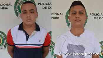 Dos hombres fueron detenidos por hurto en Neiva • La Nación - La Nación.com.co