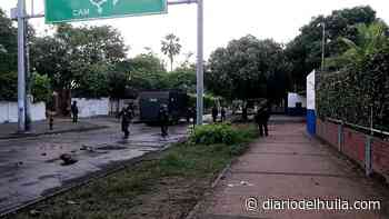 """""""Diálogo"""" para frenar disturbios en el norte de Neiva - Diario del Huila"""