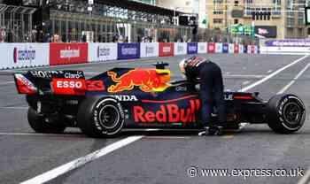 Max Verstappen compared to Michael Schumacher as Lewis Hamilton battle intensifies - Daily Express
