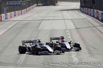 """""""Little light at the end of the tunnel"""" - Mick Schumacher - The Checkered Flag"""