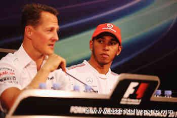 Lewis Hamilton not as Good as Michael Schumacher in understanding 'Team Dynamics': Jock Clear - EssentiallySports