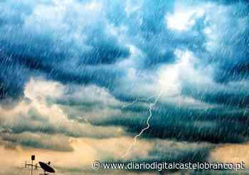 Mau tempo: Distrito de Castelo Branco sob aviso laranja com previsão de trovoada - Diário Digital Castelo Branco