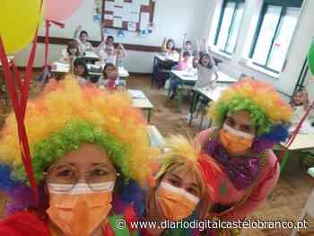 Sertã: Município levou cor e brincadeiras às escolas no Dia da Criança - Diário Digital Castelo Branco