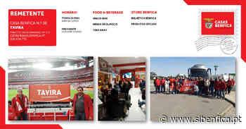 Casa Benfica Tavira Postal da Semana - Sport Lisboa e Benfica