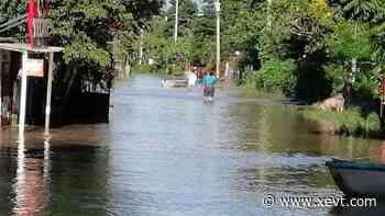 Destina Macuspana más de 200 mdp para reparación de caminos afectados por inundaciones de 2020 - XeVT 104.1 FM   Telereportaje