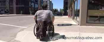 Mobilité réduite: la marche est haute pour rendre la Ville de Québec accessible