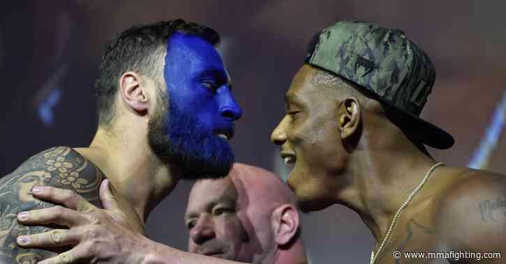 UFC 263 live blog: Paul Craig vs. Jamahal Hill