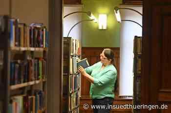 """""""Ein bisschen wie Weihnachten"""" - Stadt- und Kreisbibliothek Hildburghausen öffnet am Montag - inSüdthüringen.de"""