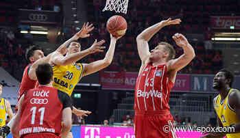 BBL Finale FC Bayern München Basketball vs. Alba Berlin: Das 69:81 zum Nachlesen im Liveticker - SPOX
