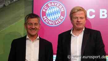 """Herbert Heiner sieht den FC Bayern München für die Zukunft gut aufgestellt: Oliver Kahn """"bringt alles mit"""" - Eurosport DE"""