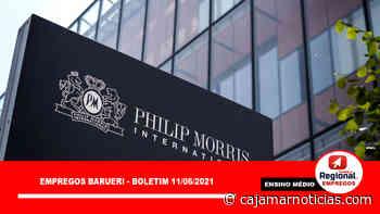 Philip Morris abre vagas para Assistente de Distribuição em Barueri - 11/06 - Cajamar Notícias