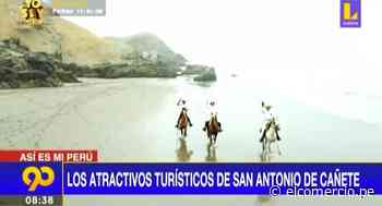 Conoce los atractivos turísticos de San Antonio de Cañete - El Comercio Perú
