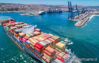 Comienza exportación de naranjas chilenas con envíos desde puertos de San Antonio y Valparaíso - PortalPortuario
