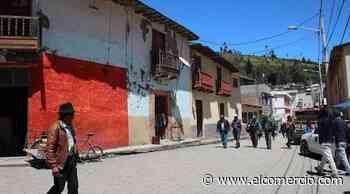 El COE de Guaranda adoptó nuevas medidas restrictivas ante la alta demanda hospitalaria - El Comercio - El Comercio (Ecuador)