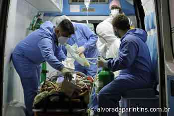 Parintins chega a 9.900 casos confirmados de Covid-19 - Alvorada Parintins