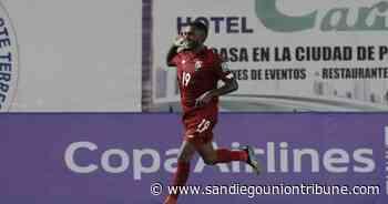 CONCACAF: Panamá y Canadá ganan ajustados; El Salvador golea - San Diego Union-Tribune en Español