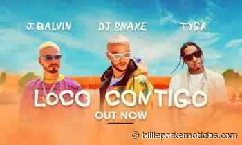 """Acusan a J Balvin en Panamá por supuesto plagio del tema """"Loco contigo"""" - Billie Parker Noticias"""