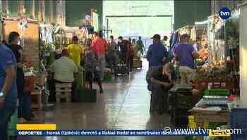 Disminuyen ventas de productos en Merca Panamá - TVN Noticias