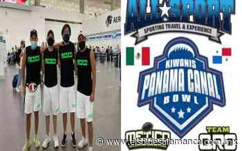 Salmantinos representan a México en Panamá Canal Bowl 2021 - El Sol de Salamanca