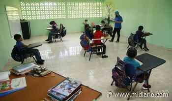 Pretenden incorporar unas 200 escuelas al programa de clases semipresenciales en Panamá - Mi Diario Panamá