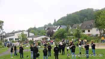 Für eine Stunde ist Schützenfest in Balve-Eisborn - come-on.de