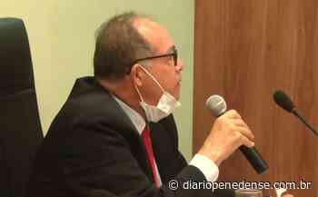 Vereador Dr.Epson requer em sessão da Câmara várias ações para Penedo - Geraldo Jose