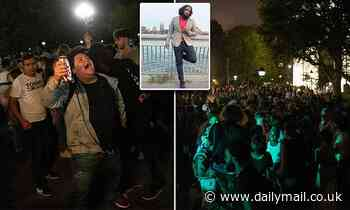 Man behind raves blighting Washington Square Park in NYC says fed-up residents should move