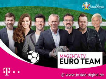 Es geht los: Jetzt MagentaTV buchen und alle EM-Spiele live sehen - inside digital