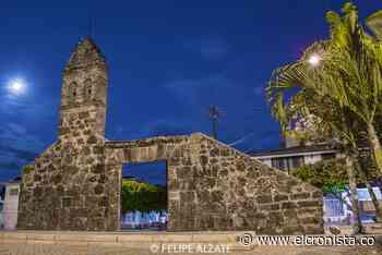 Las ruinas de Santa Lucía de Mariquita, gana premio de Mincultura - El Cronista