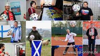 Fußball-EM: Menschen aus der Region Hanau stellen die 24 Teilnehmerländer vor - op-online.de