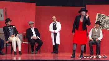 Wie das Theater Rudolstadt helfen will, Corona zu verarbeiten - MDR