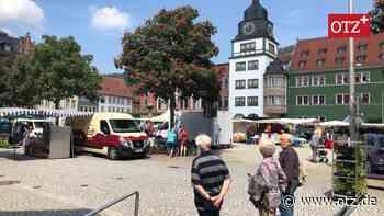 Inzidenz in Saalfeld-Rudolstadt sinkt unter 20 - Ostthüringer Zeitung