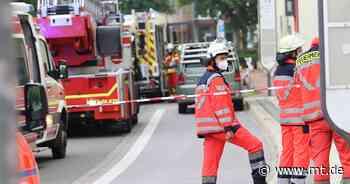 Update: Falscher Alarm sorgt für größeren Einsatz am ZOB | Minden - Mindener Tageblatt