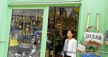 La boutique Cargo Star renaît rue Gambetta, à Roscoff - Le Télégramme