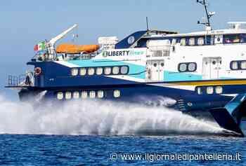 Torna l'aliscafo tra Pantelleria e Trapani. Orari e costi nell'articolo - Il Giornale Di Pantelleria