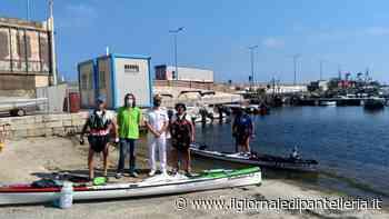 Il mare di Pantelleria ripulito da Cicciokayak e i suoi compagni di pagaia - Il Giornale Di Pantelleria