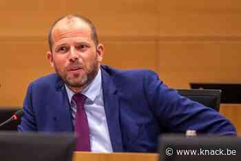 Theo Francken (N-VA): 'Bouchez vertolkt dikwijls de onderbuik van Vlaanderen'